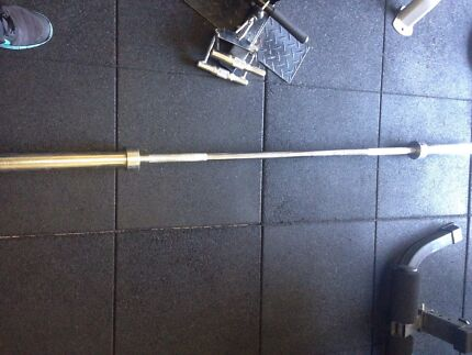 Olympic barbell  Coorparoo Brisbane South East Preview