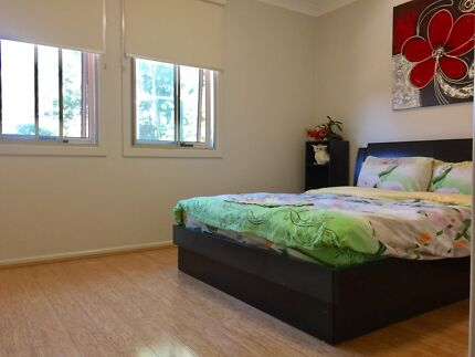 Private double room with own bathroom for rent in Botany!