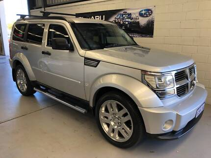 2009 Dodge Nitro 4x4 (Only  122,023 K's) Jeep Ascot Belmont Area Preview