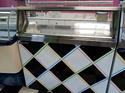 Master-bilt Dd-46 48 Straight Glass Ice Cream Dipping Cabinet