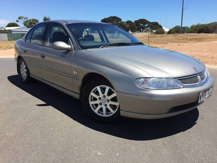 2001 Holden VX Berlina Sedan