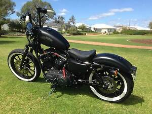 2012 Harley Iron 883 Custom Southern River Gosnells Area Preview