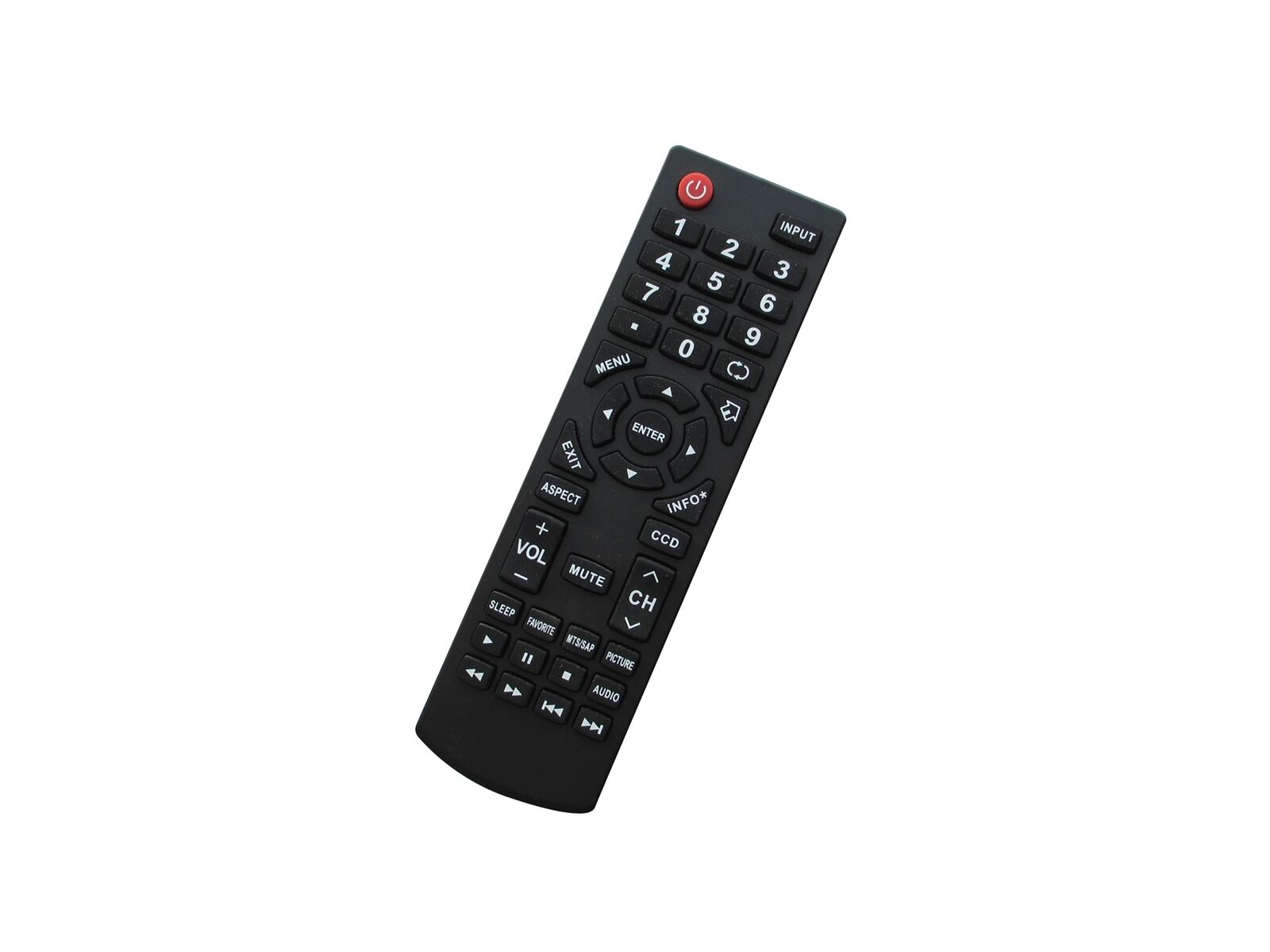 Remote Control for Dynex DX-32LD150A11D DX--40L150A11 DX-26L