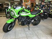 BARGAIN 2018 Kawasaki Z900RS cafe demo, easy finance available. Seaford Frankston Area Preview