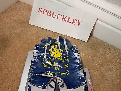 Ua Under Armour F5 Limited Edition Youth Receiver Football Gloves  1300846  Nwt