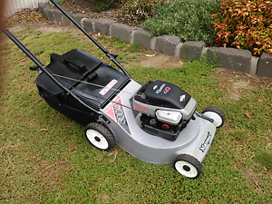 Masport 4HP,  4 stroke mower with catcher and Warranty Sunbury Hume Area Preview