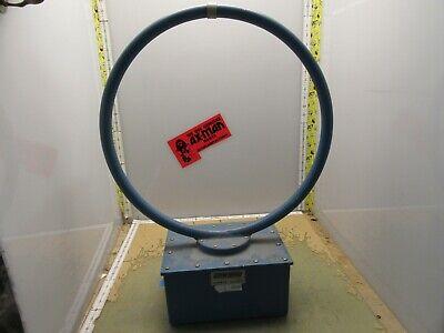 Electro-metrics Alr 25 Magnetic Field Loop Hoop Antenna Emc Testing 2p-4