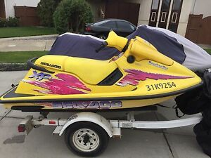 1996 SEA DOO XP!