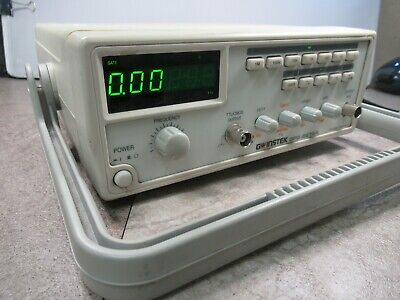 Gw Instek Gfg-8216a Function Generator 1509s