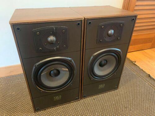 Vintage Celestion DL8 Stereo Speakers