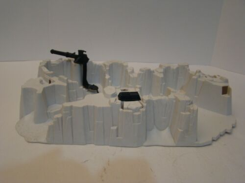 Star Wars Vintage Imperial Attack Base 1980 Hoth