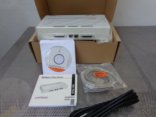 Lantronix 10/100 Multiport Print Server EPS2-100-12