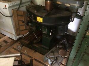 Craftex milling machine