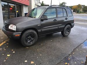 Suzuki Vitara 2.0L 4X4 off-road ready