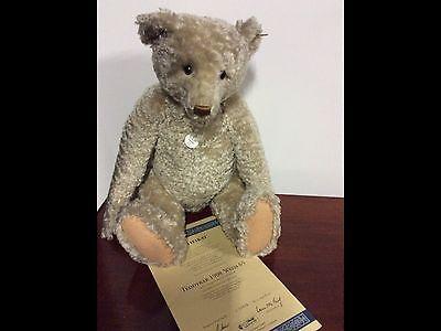 Steiff 1908 65cm Weiss / White Teddy Bear - Large 26