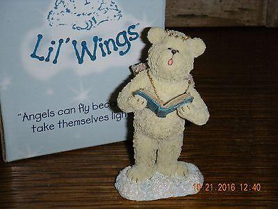 "Boyds Bears 2005 ~1E  LIL' WINGS  ""CAROL"" ~  STYLE #24558"