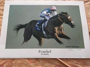 Limited Edition Frankel Print Fantastic !