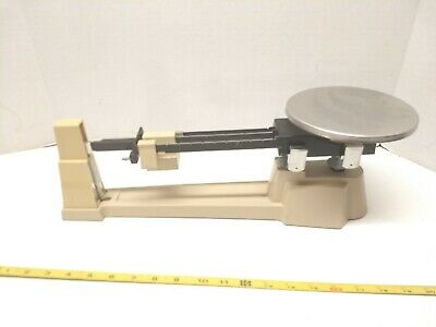 Ohaus Triple Beam Balance Scale In Good Condition 700800 Series 2610 G