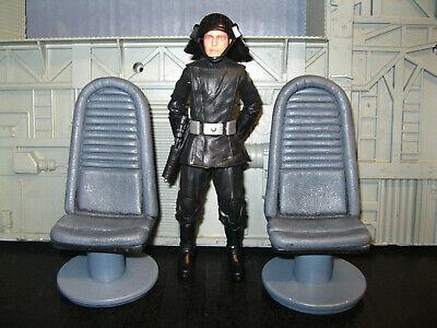Star Wars Chair (Star Wars Award Winning Custom 2 Seats Chairs Diorama 6 In Scale Free)