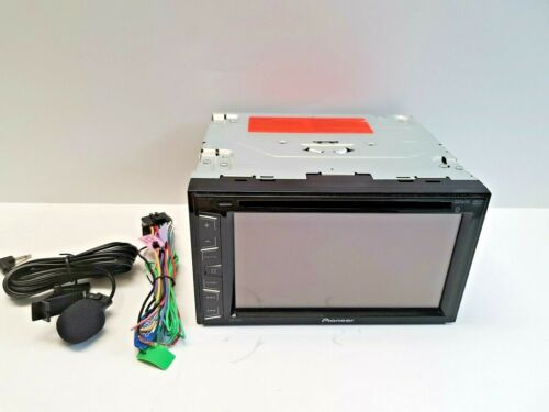 Pioneer AVH-291BT Multimedia DVD Receiver with Bluetooth Touchscreen