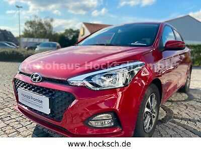 "Hyundai i20 1.2 84PS Klima el.FH Bluetooth 15"" USB"