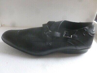 Chaussures Homme Texto en Cuir Noir Taille : 45