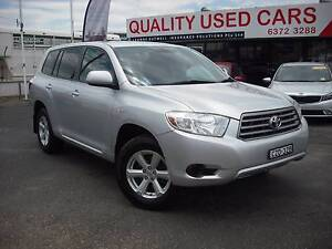 2009 Toyota Kluger Wagon Mudgee Mudgee Area Preview