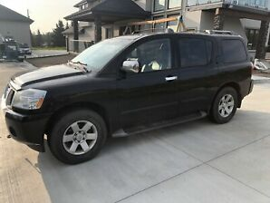 2004 Nissan Armada 7 seats, runs good $3,900