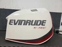OEM Evinrude Etec 300 Top Cowl Cowling 285808, From 2015 Motor