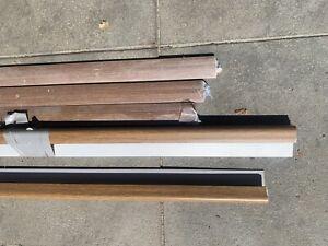 Floating floor step noisings and trims