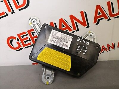 BMW X5 E53 2000 06 0S REAR RIGHT DRIVER SIDE DOOR AIR BAG   30339890A REF B33