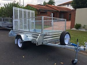 Picking up a motorbike or QuadBike? Trailers for hire.. Bundall Gold Coast City Preview