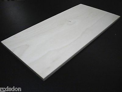 "Revell 1/4 Birch Plywood 1/4""X 6""X12"" 1 Sheet"