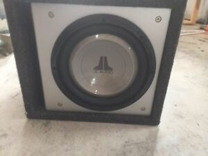 JL Audio sub woofer-$100