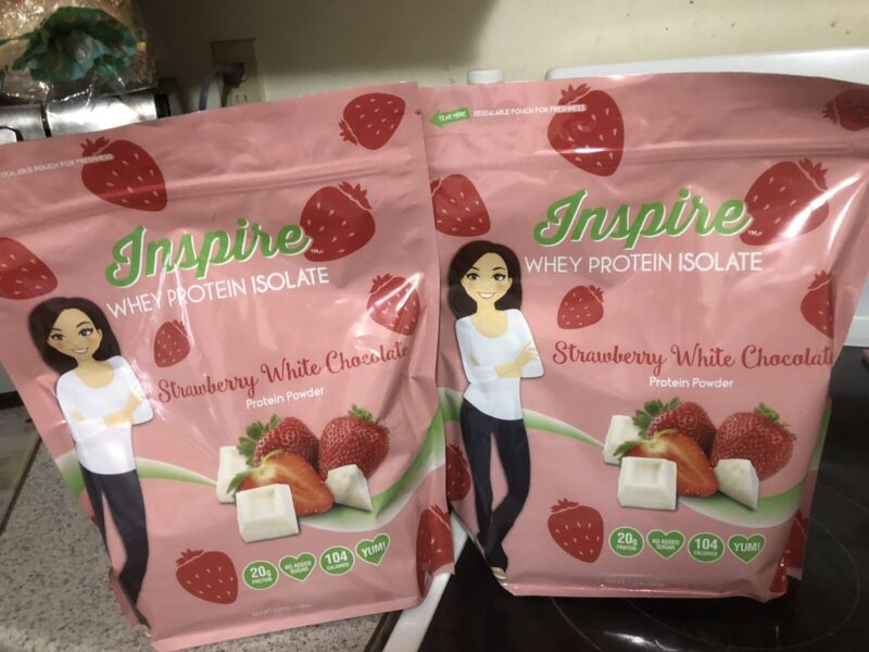 Bariatric Eating inspire protein Bags