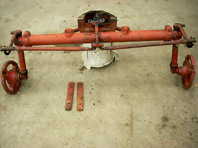 Ih Farmall Mccormick C Factory Wide Front Axle
