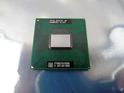 Intel Core 2 Duo Extreme SLAZ3 X9000 2.8Ghz laptop processor Penryn socket P