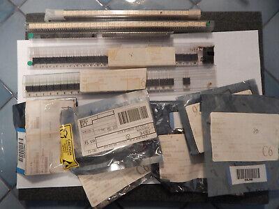 170 Piece Electronic Parts Assortment-150 Retail Value-lm7905mc7915 Etc