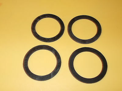 4 - Naa9160a Ford Gas Fuel Sediment Bowl Gasket Rubber 2n 8n 9n Naa