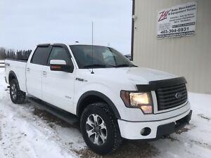 2012 Ford F-150 SuperCrew FX4 Loaded, Financing $0 Down!!