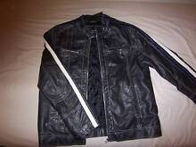 Mens Leather Jacket Size L – Excellent Condition Kingsford Eastern Suburbs Preview