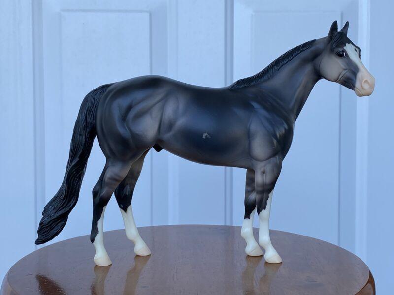 "Peter Stone ""GEM Stone Version 1"" Matte Grulla Ideal Stock Horse ISH 2000"