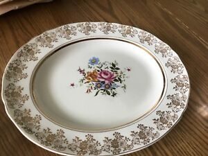"""Antique dishes """"Alfred Meakin England"""""""