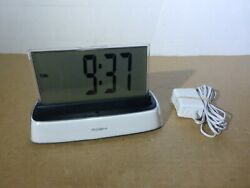 MOSHI IVR001 Interactive Voice Controlled Alarm Clock ~ Vision Impaired