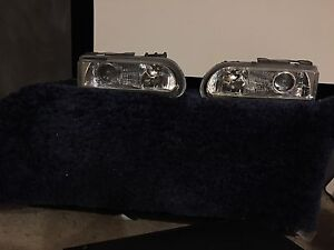 Chrome Projector Headlights Donvale Manningham Area Preview