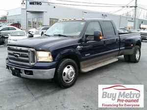 2006 Ford F-350 King Ranch Crew Cab Long Bed 2WD DRW