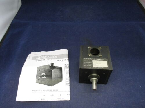 EPC Encoder Products Co. 711-S Accu-Coder Encoder