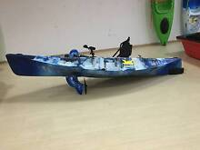 Pedal kayaks $1799 Kings Kraft Package Albion Park Rail Shellharbour Area Preview