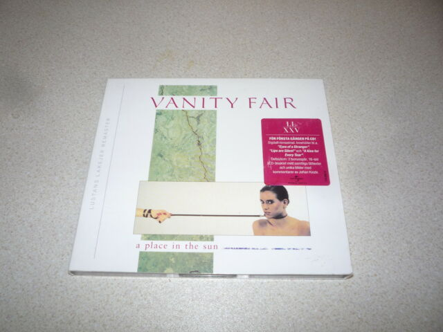 VANITY FAIR A PLACE IN THE SUN CD