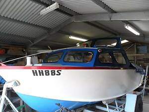 Hartley interceptor cabin cruiser Goolwa North Alexandrina Area Preview